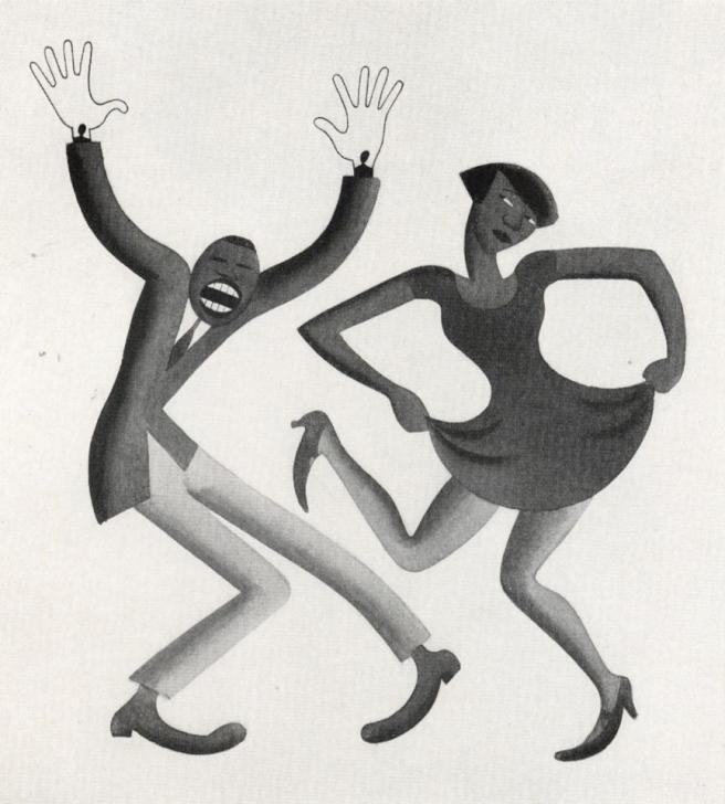 2013!!! Nada grande se hace sin alegría, vamos a  bailar es eso